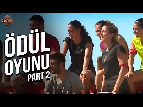 Ödül Oyunu 2.Part | 4.Bölüm | Survivor Türkiye - Yunanistan