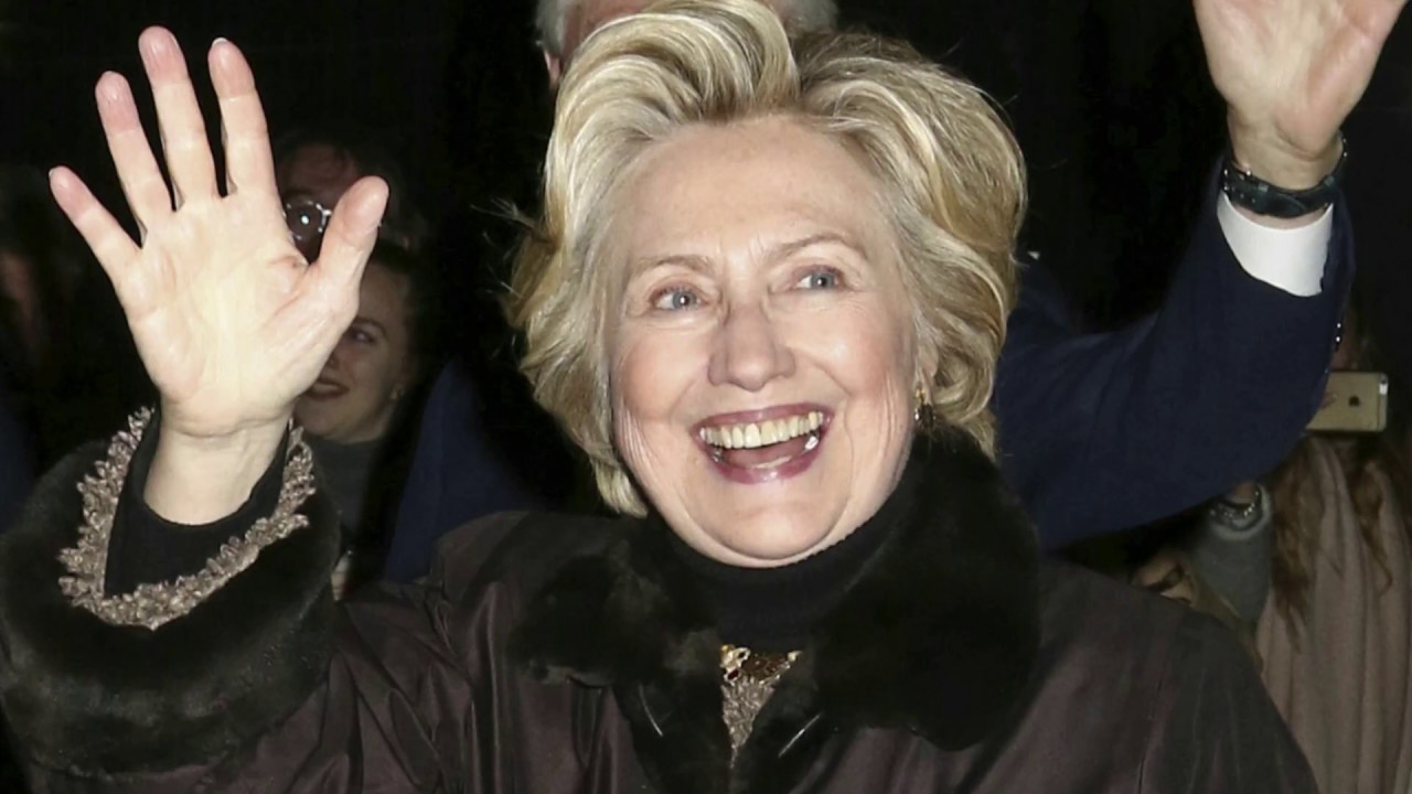 Breaking! Hillary Clinton Ends Political Career #ByeBitch