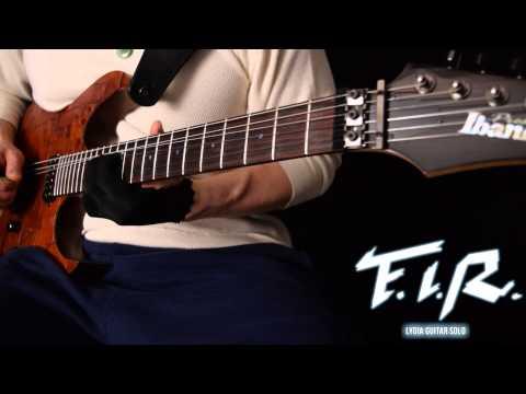 F.I.R. - Lydia Guitar Solo Cover