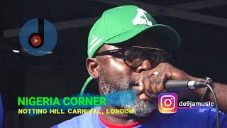 Dino Melaye, Klint Da Drunk, Helen Paul, Comedy Performance Notting Hill Carnival, UK 2017