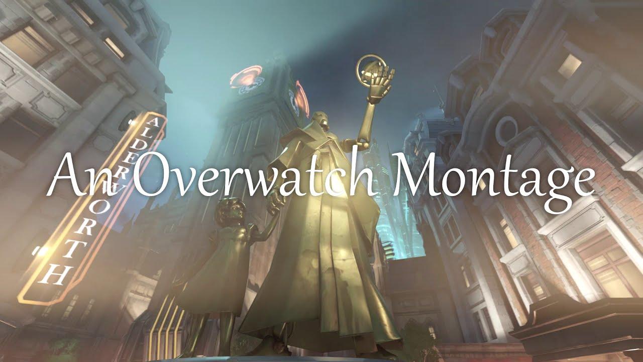 Short Overwatch Montage - Grind
