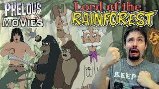 Tarzan: Lord of the Rainforest (Dingo Pictures) - Phelous