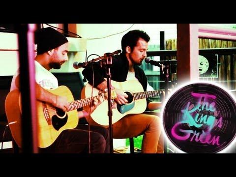 Seasick Heart - PILGRIM (MJ and Hugh) : The Kings Green: BACKYARD SESSIONS