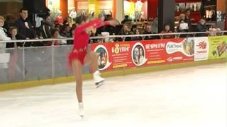 Чемпионат фигурного катания 22-23 марта 2014г Полтава