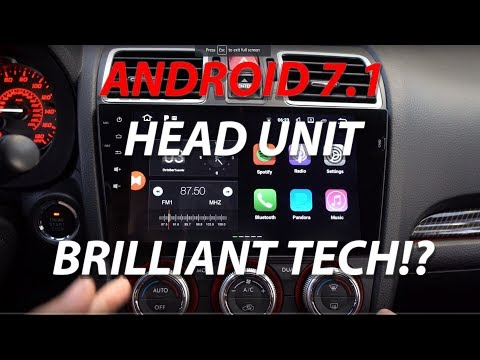 ANDROID Headunit: THEY MADE IT EVEN BETTER? (2017) Seicane