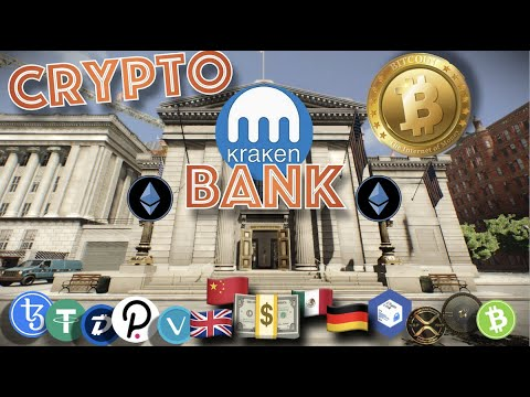 FINALLY! A CRYPTO BANK Built For US By US. Will Traditional