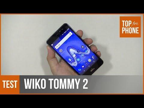 WIKO TOMMY 2 - test par Top-For-Phone.fr