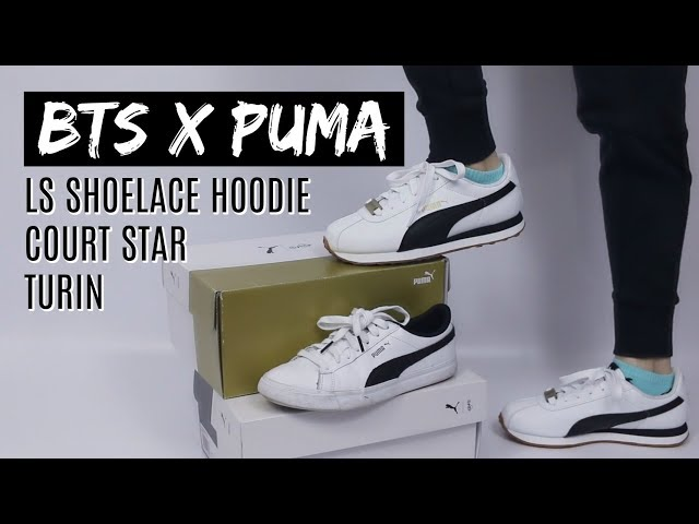 BTS x PUMA - Turin Review (feat. Court
