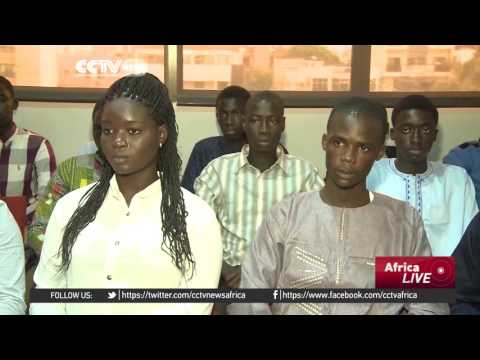 Senegalese students awarded scholarships to study in China