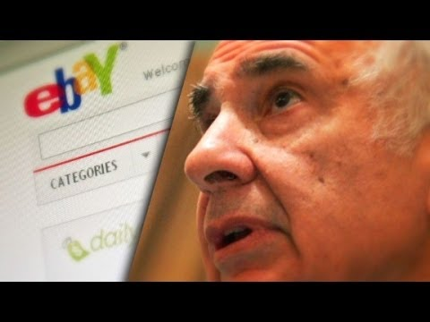 eBay and Icahn reach truce