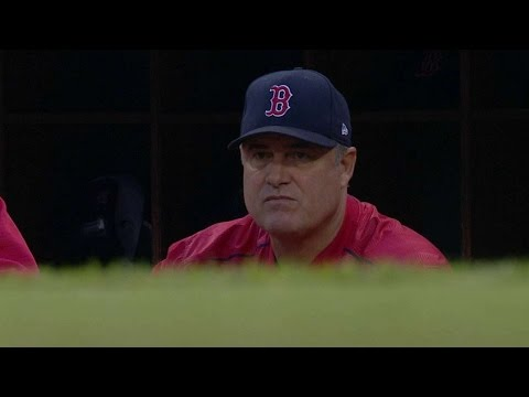 SEA@BOS: Red Sox broadcast on Holt's recovery