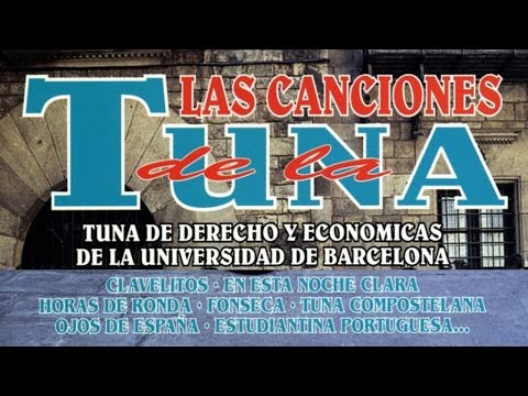 Tuna - Canciones de la Tuna