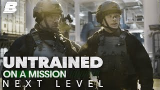 SPECIAL FORCES TEST NIELS IN EXTREME SITUATIE | UNTRAINED ON A MISSION NEXT LEVEL - Concentrate BOLD
