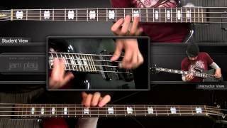 Godsmack - Keep Away Bass Lesson