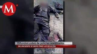 Revelan video de policías ejecutados en Petatlán, Guerrero thumbnail