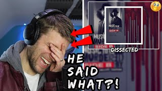 Rapper Reacts to Eminem SHE LOVES ME!! | THIS IS THE END?! (First Reaction)