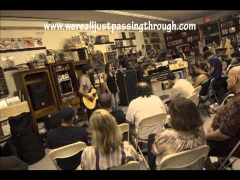 """We're All Just Passing Through- """"The Long Island Sound Radio Show"""" (90.1FM, WUSB) July 7, 2011"""