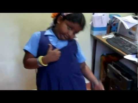 """SREYA DANCE FOR """"Akasam Ammayaithe"""",  SONG......................."""