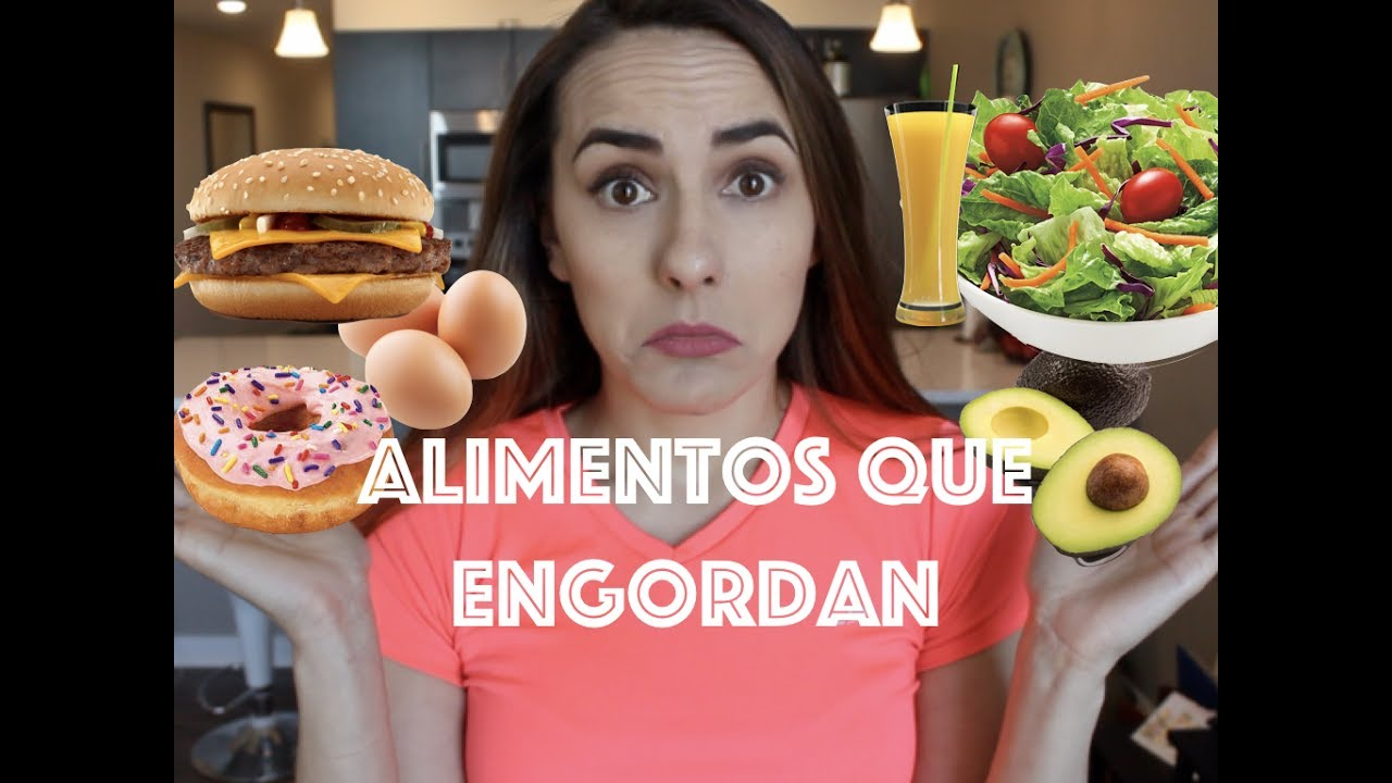 ¿qué alimentos puedo comer en una dieta?