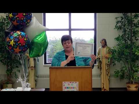 St. John the Baptist School Awards and Recognition Ceremony