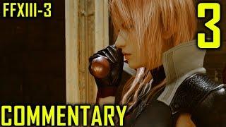 Lightning Returns: Final Fantasy XIII-3 Walkthrough Part 3 - Enter the Matrix (Children Of Etro)