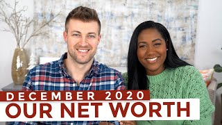December 2020 Net Worth Update | The Path to Building Wealth
