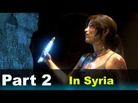 Rise Of Tomb Raider - In Syria [PC] 1080p60 في سوريا