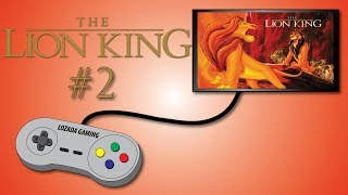 The Lion King: Episode 2 - Don't Remember The Movie | Lozada Gaming