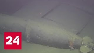 Комсомолец фонит затонувшую 30 лет назад подлодку обвинили загрязнении Арктики   Россия 24