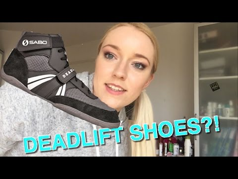 The best deadlift shoes are?! SABO review
