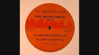 Disco Boogie Classics Vol. 5 - Jump To The Edit