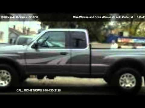 Nissan Grand Rapids >> 1998 Mazda B-Series B4000 SE Cab Plus 4WD - for sale in ...