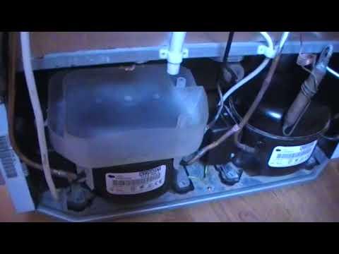видео: Холодильник Атлант - ремонт после 7-ми лет работы.