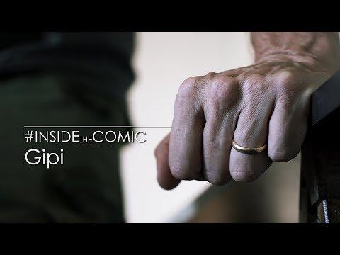 #InsidetheComic - Gipi