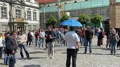 Grundrechte-Demo am Samstag, 02. Mai 2020 in Wangen im Allgäu