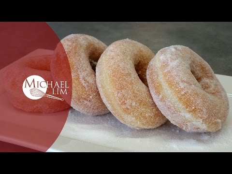Donuts With Sugar