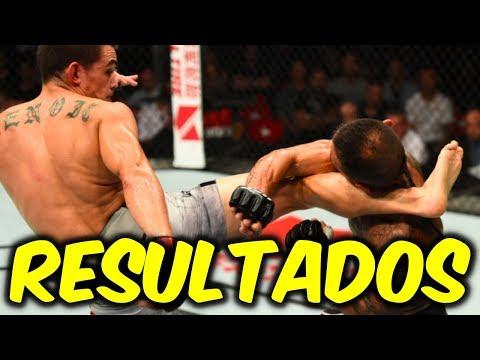 UFC SYDNEY - Werdum x Tybura RESULTADOS