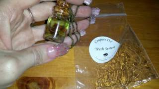 Review of Truth Serum Oil by Inexplicable Things