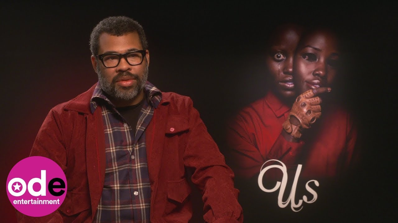 US: Jordan Peele on horror films and vodka o'clock