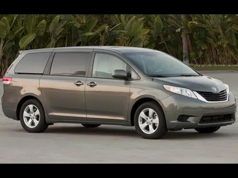 For Sale: 2012 Toyota Sienna LE  - Mica, Dave Smith Motors