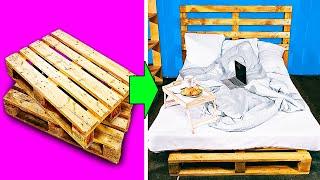 DIY 가구와 홈 데코 아이디어 22가지