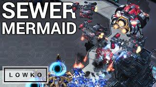 StarCraft 2: THE SEWER MERMAID!