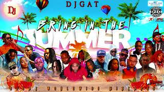 DANCEHALL MIX JUNE 2019 CLEAN DJ GAT BRING IN THE SUMMER KARTEL/POPCAAN/CHRONIC LAW/TEEJAY