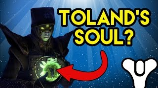 Destiny Lore Eris's 'Rock' is Toland's Soul?
