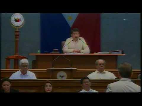 Senate Session No. 49 (January 16, 2017)