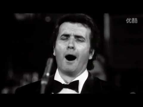 Franco Corelli - O Paradiso (Live Video) 1970 - {Nello Santi}