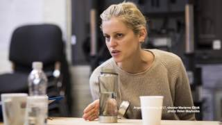 Angels in America | Denise Gough on Harper Pitt