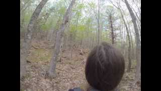 Third Person GOPRO Hiking! A walk in the forest! Thumbnail