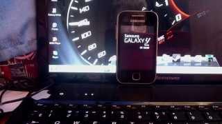 Прошиваем Samsung Galaxy Y S5360(Простой заработок в интернете: http://money-birds.com/?i=134897 прошивка S3560XXLK3: ..., 2013-05-26T13:37:52.000Z)