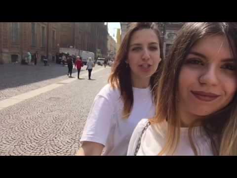 PRIMO GIORNO A TORINO- VLOG 13/04/2017